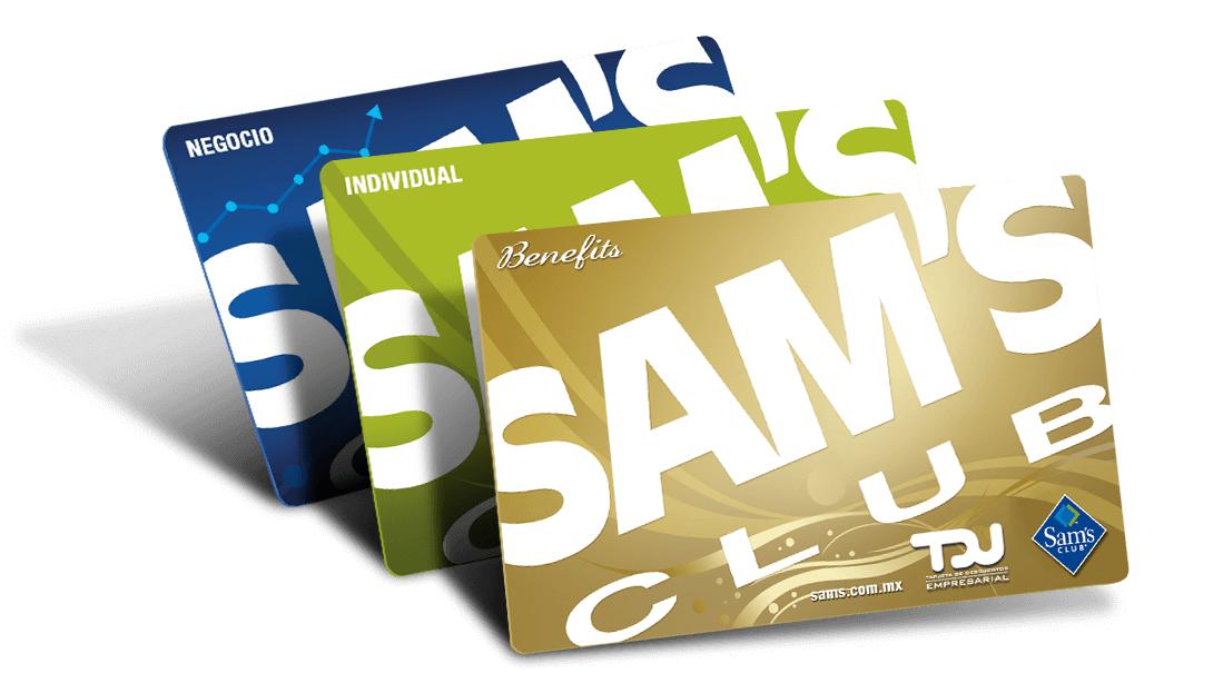 Sam's Club: membresia $100 pesos de descuento al pagar con tarjetas de credito participantes.