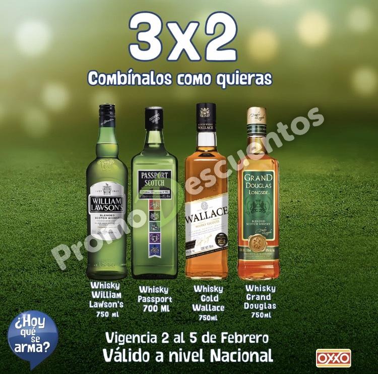Oxxo: promociones en cervezas y licores para el Super Bowl