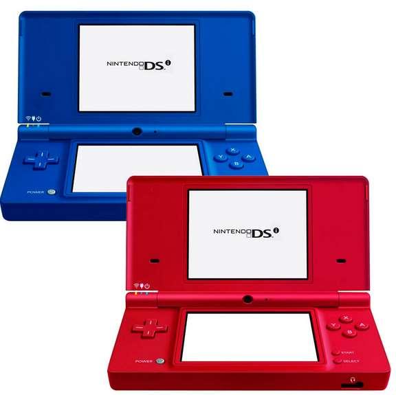 Walmart: 2 consolas Nintendo DSi por $790