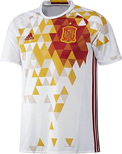 Amazon: Adidas Jersey Seleccion España A JSY para Hombre