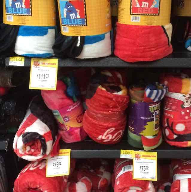 Walmart: liquidaciones en cobertores y más