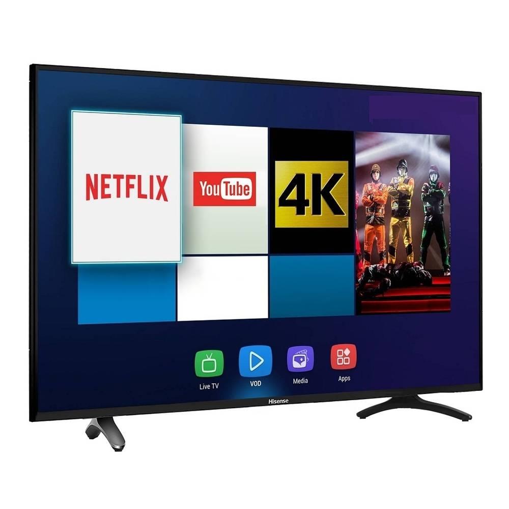 Walmart: TV Hisense 43 Pulgadas 4K Ultra HD Smart TV LED