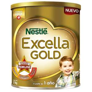 Sam's Club: Leche Excella Gold 2Kg.