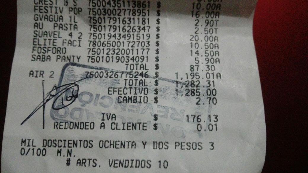 Bodega Aurrerá: celular INCO AIR 2 de 2333 a $1,195.01 y mas cosas