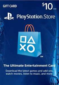 PCGameSupply: Playstation Card de $10 dólares a $7 dólares
