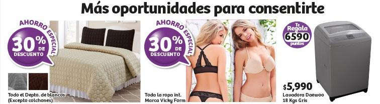 Soriana Híper: Ofertas de Fin de Semana: Descuentos, 2 x 1½, 4 x 3, Pa'que te ahorres, productos que regalan puntos y productos gratis con puntos