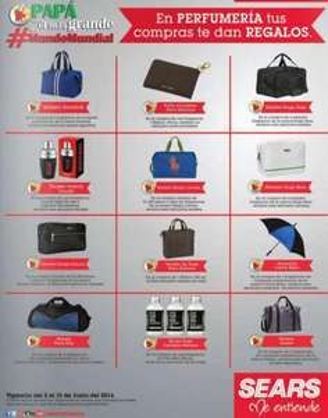 Sears: maleta Hugo Boss o Ralph Lauren, neceser Armani y más gratis con compras de lociones