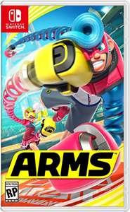 Amazon MX: Preventa Arms para Nintendo Switch