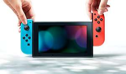Amazon Italia: Nintendo Switch Rojo / Azul a $7,499 aprox.