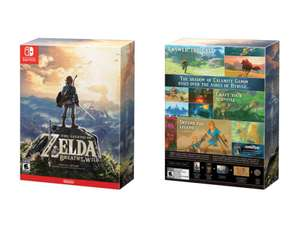Liverpool: The Legend of Zelda Breath of the Wild Special Edition para Nintendo Switch