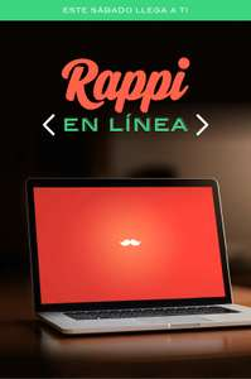 Rappi: estrena tienda en línea y regala cupón de $100 para probarla.