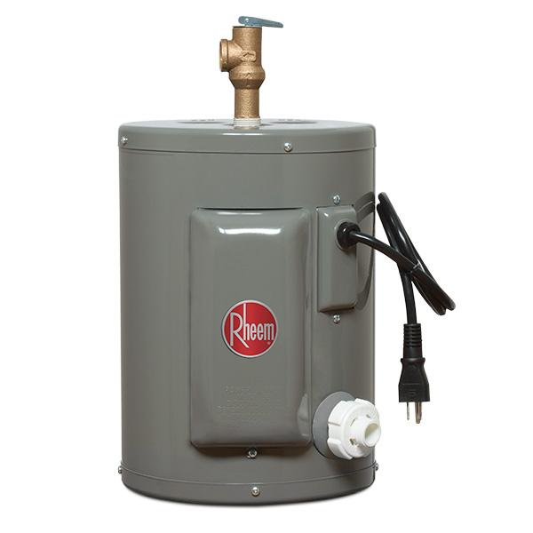 Home Depot: en Internet tienen el boiler marca rheem en rebaja.
