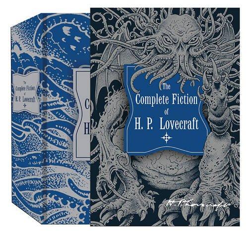 Amazon México: The Complete Fiction of H. P. Lovecraft