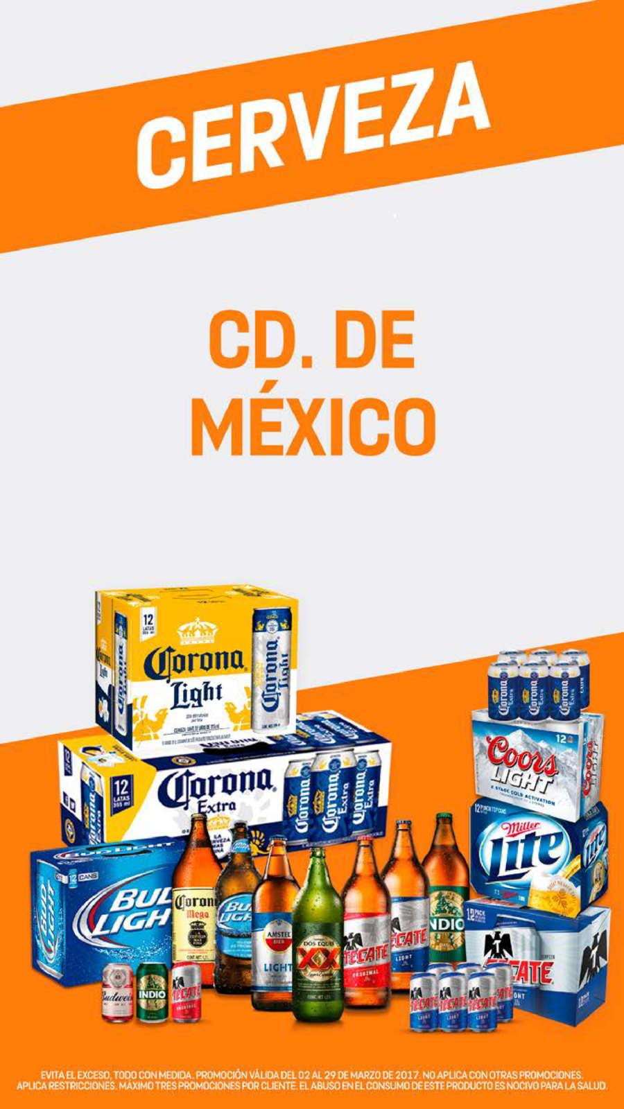 7 Eleven: Cerveza & Vinos del 02 al 29 de Marzo 2017 en CDMX
