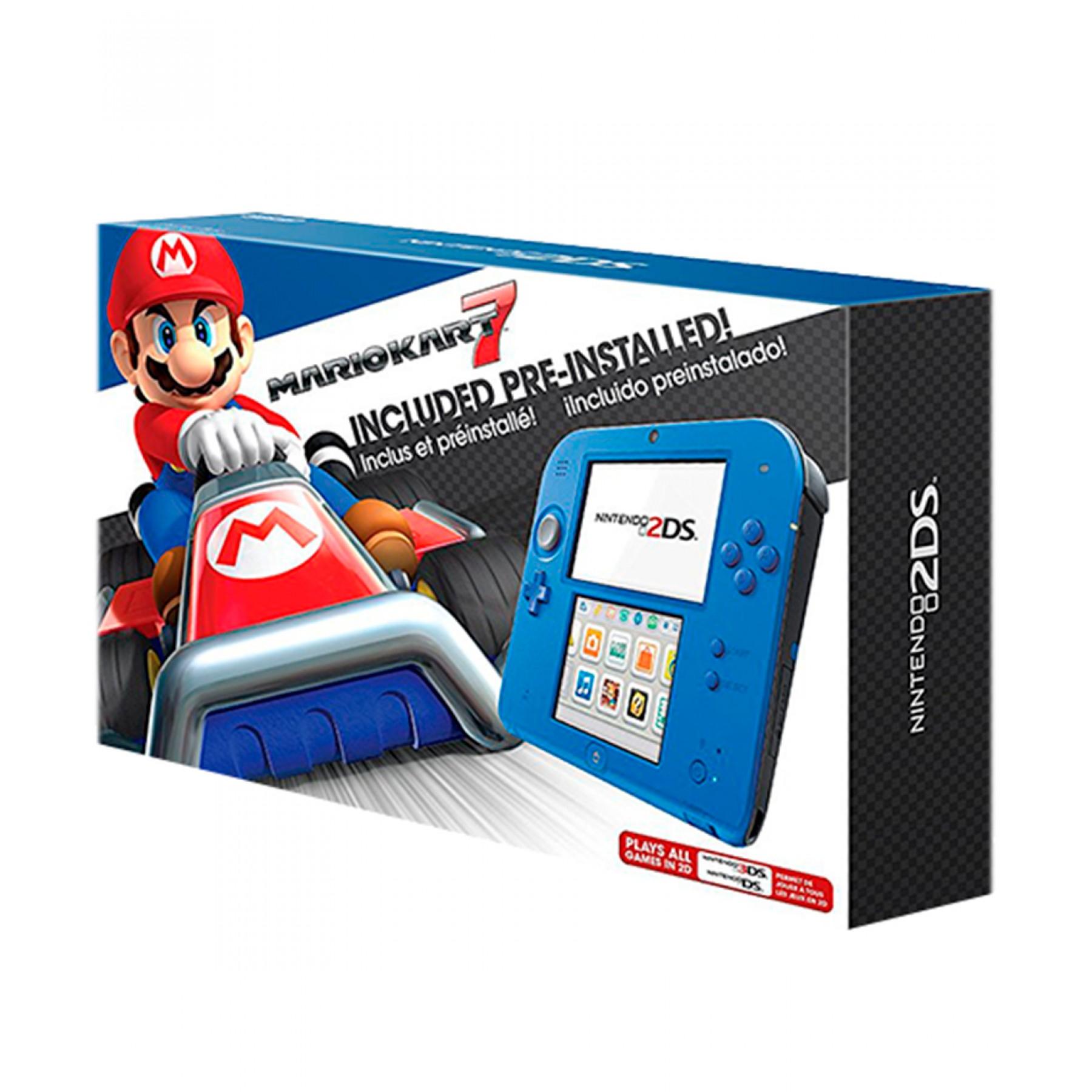 El Palacio de Hierro: Nintendo 2DS desde $1919 y New 3DS XL a $4560