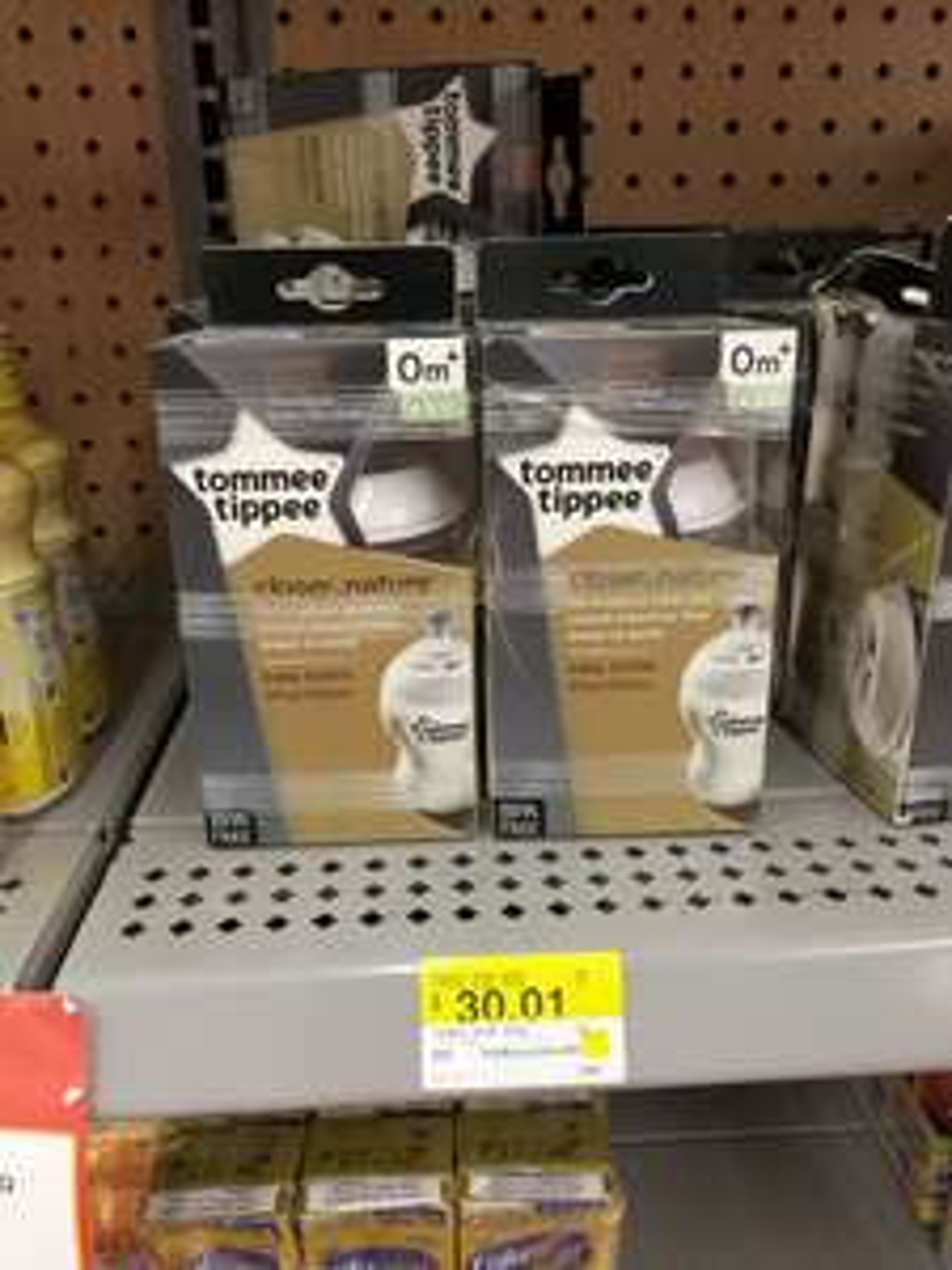 Walmart Cd Carmen: Biberón  tommee  teppee 9oz a $30.01