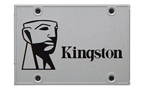 "Amazon MX: Kingston SSD 240G Disco Duro Sólido Serial ATA III, 2.5"""