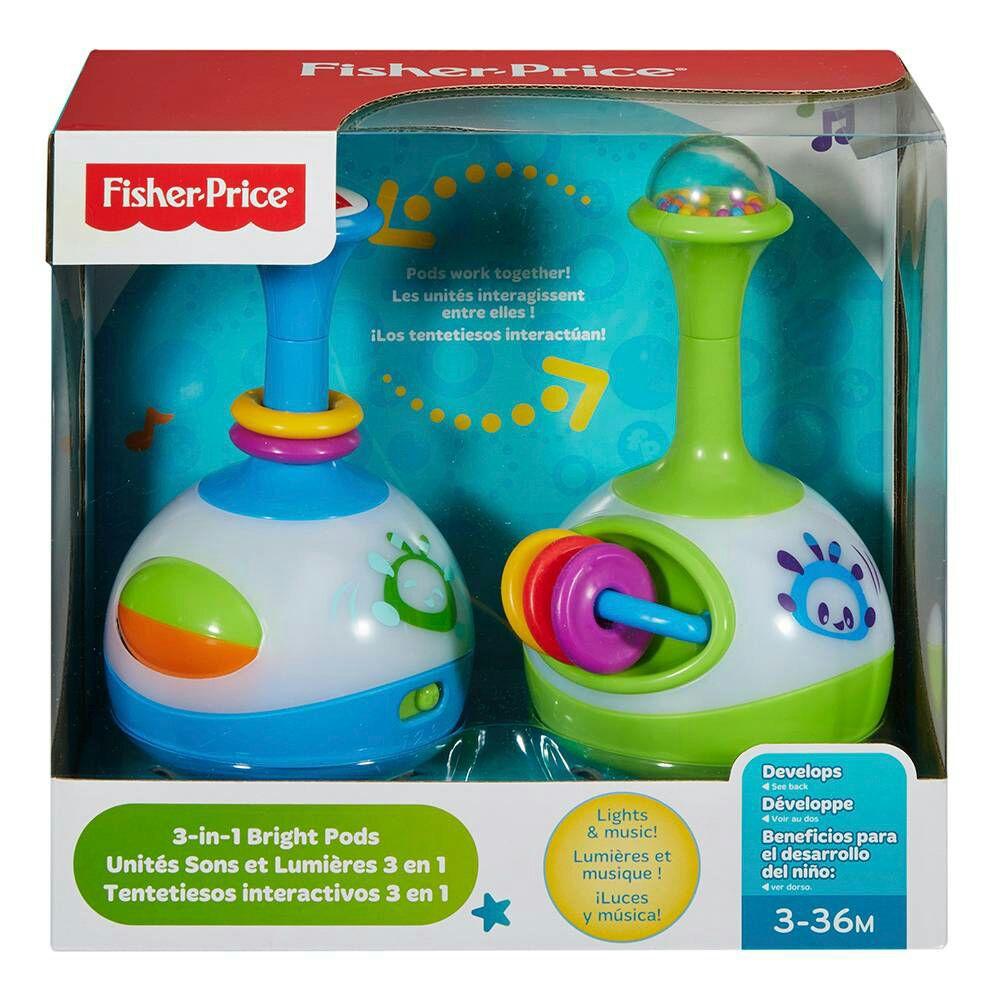 Walmart Tuxtla ote: Cápsulas brillantes Fisher price