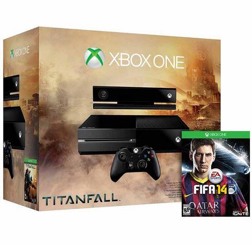 Walmart: Xbox One con FIFA 14 y Titanfall $7,191