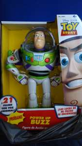 Bodega Aurrerá: Buzz Lightyear Power Up 21 Frases a $595.02