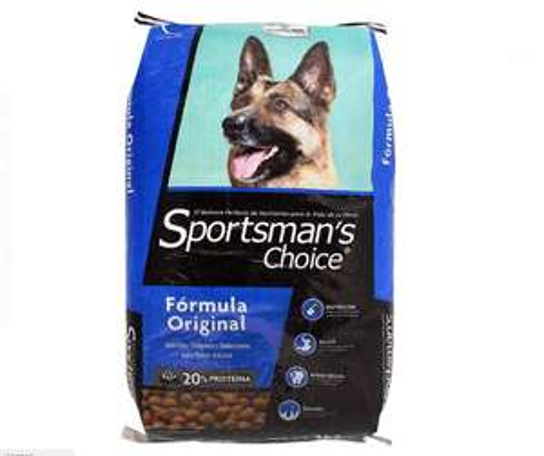 Sam's Club open house: 50 kilos x 599 - Alimento para Perro Sportsmans Choice 2 de 25kg / $12 por kilo
