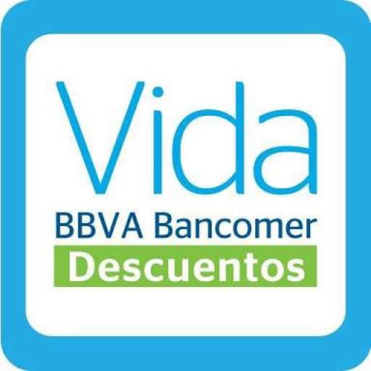 BBVA Bancomer: Vida Bancomer, descuentos en tiendas y servicios