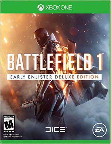 Amazon: Battlefield 1 edición de lujo