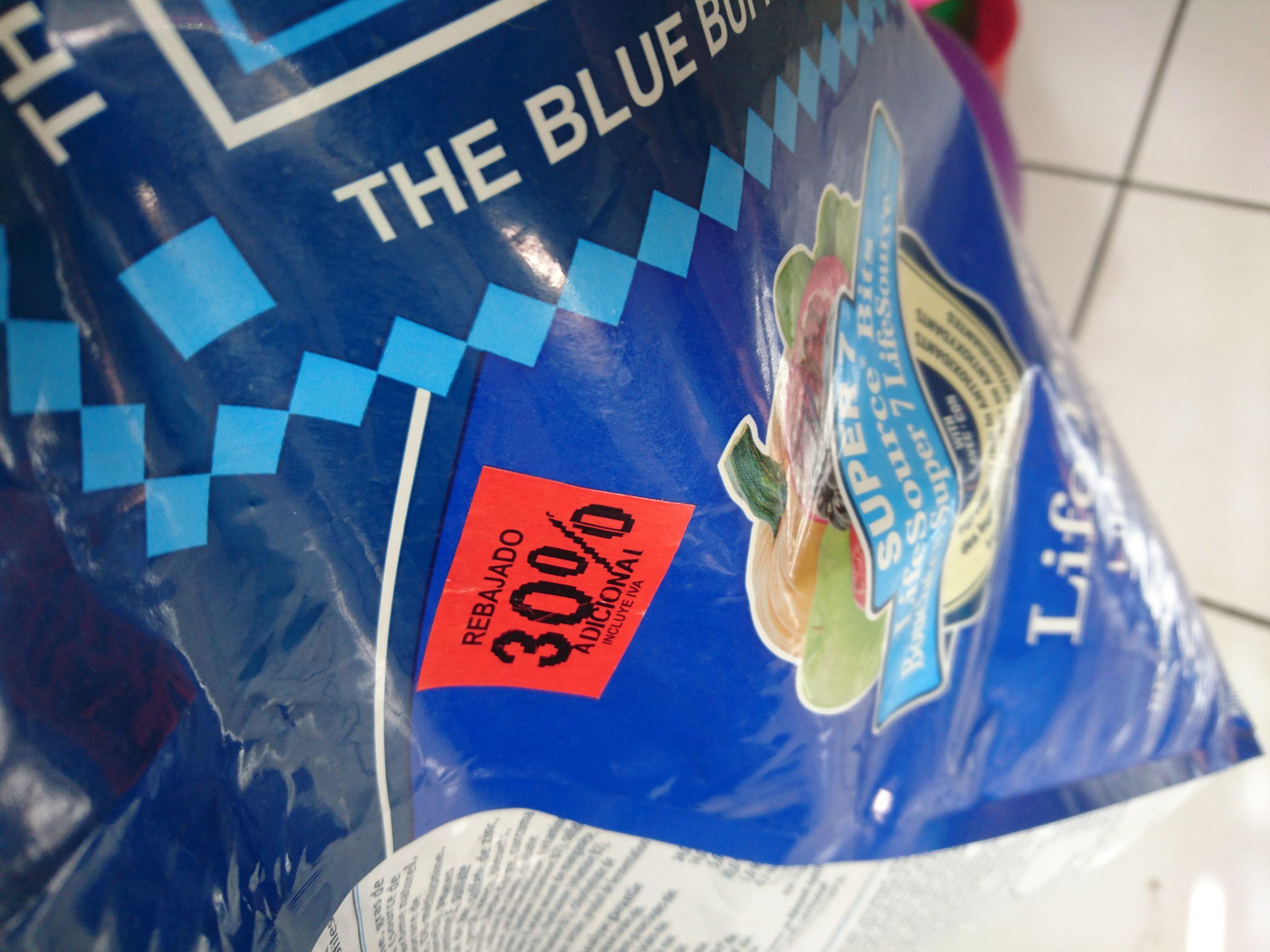 Liverpool Serdán: Alimento blue buffalo y royal canin con 70% de descuento
