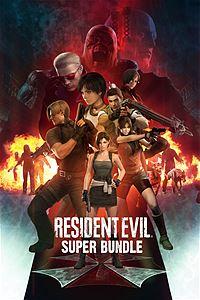 Xbox Live Superpack de Resident Evil