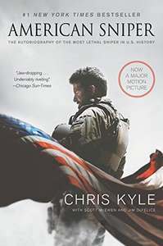 Amazon MEX: American Sniper (libro físico)