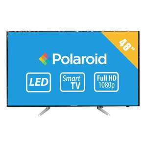 Walmart: TV Polaroid 48 Pulgadas Full HD Smart TV LED