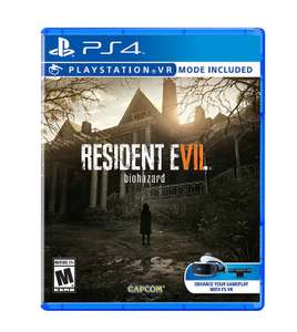 Amazon: Resident Evil 7 para PS4 y Xbox One a $757