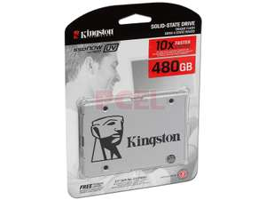 PCEL: SSD 480GB Kingston