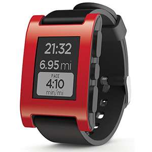 Amazon: Smartwatch Pebble 301RD a $660