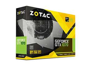 Amazon: Zotac GTX 1070