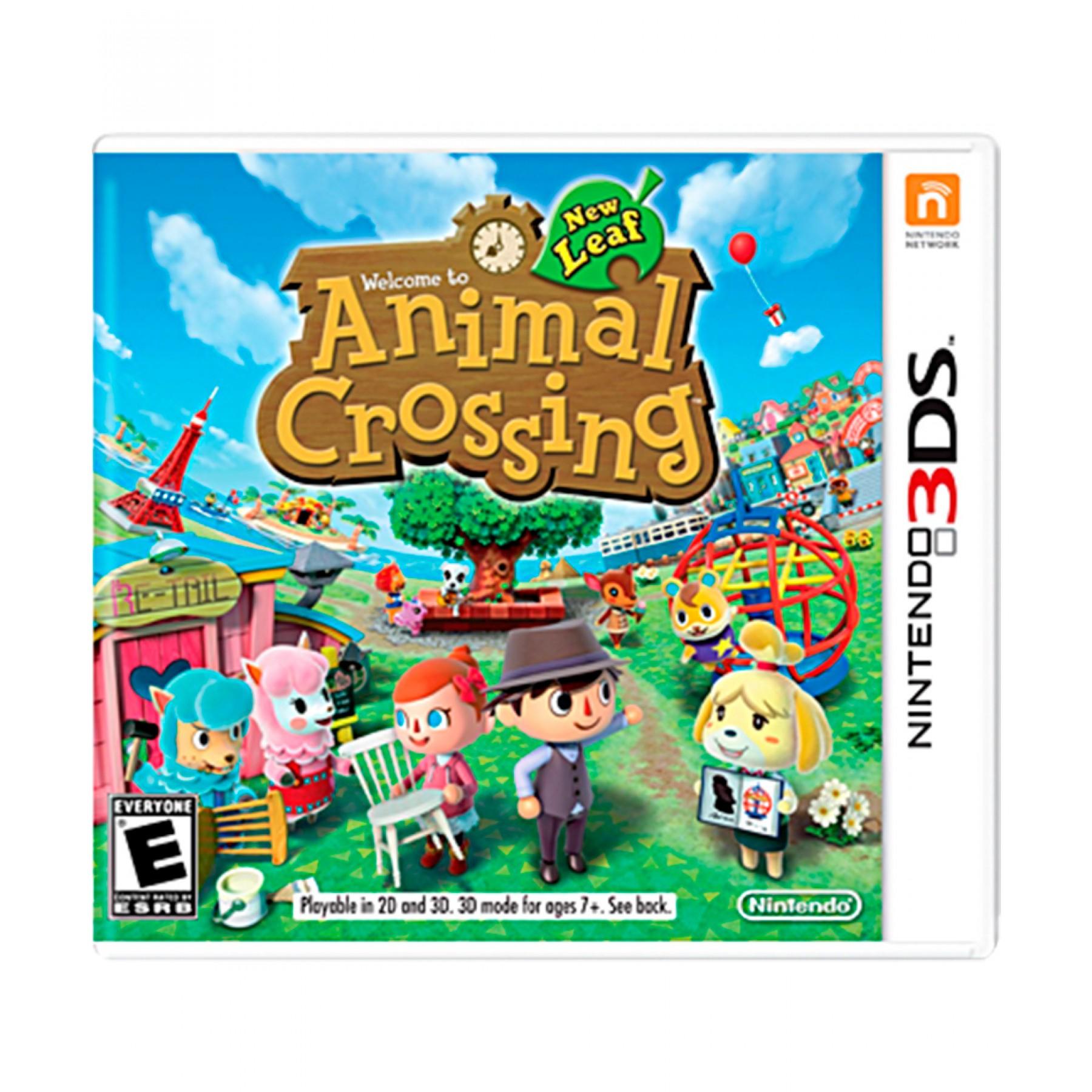 El Palacio de Hierro: Animal Crossing New Leaf