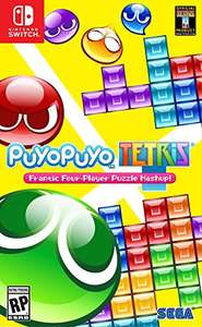 Amazon: Puyo Puyo Tetris Nintendo Switch Preventa