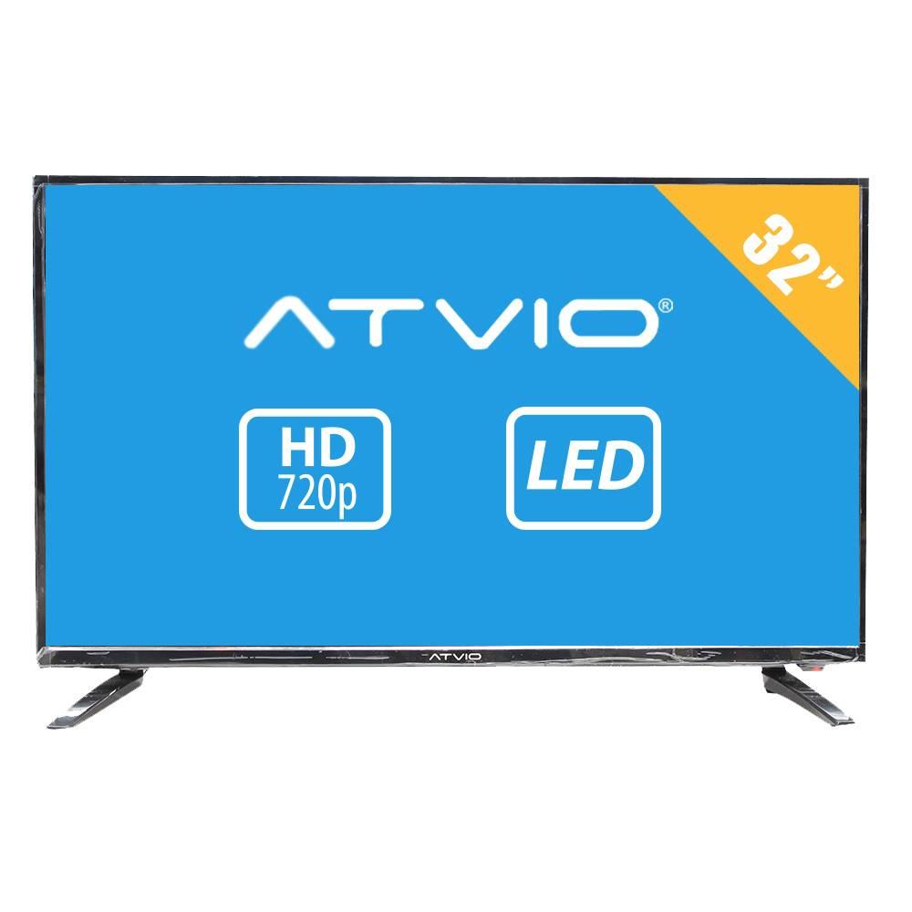 Walmart: pantalla Atvio 32 Pulgadas 720p HD LED a $2,699