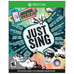 Elektra: Just Sing para Xbox One a $209