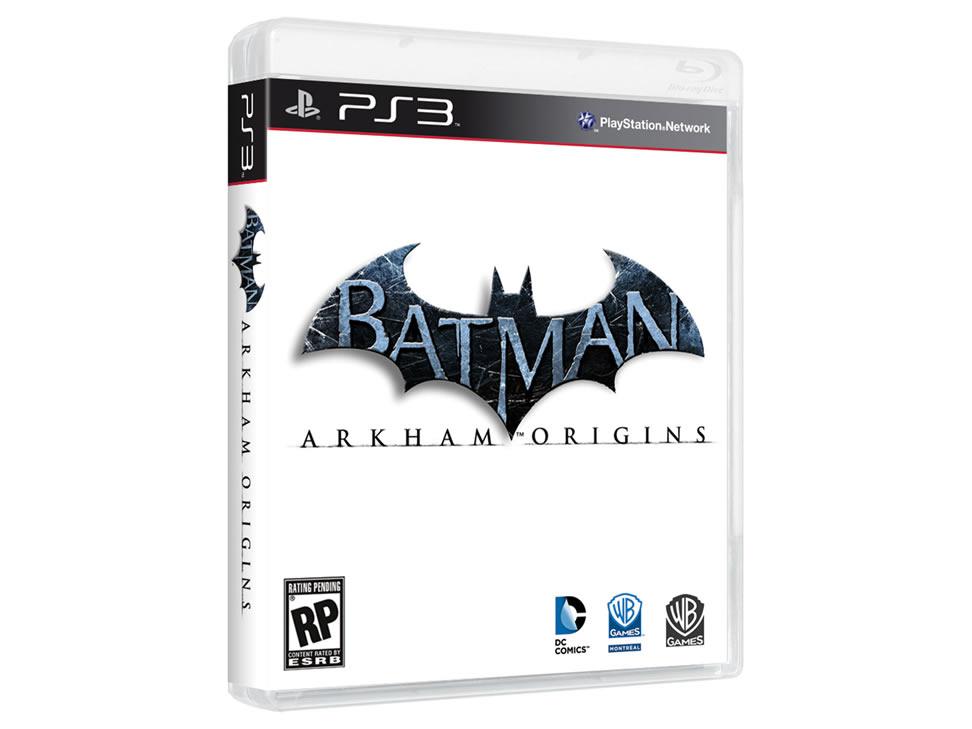 Liverpool: Batman Arkham Oringins para PS3 $314