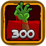 Juego Gratis en la AppStore - Zombie300