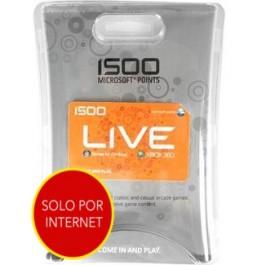 1500 Puntos de Xbox Live en 99