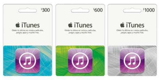 Mixup: 2da tarjeta iTunes con 50% de descuento