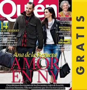 Sanborns: revista Quién gratis (digital)