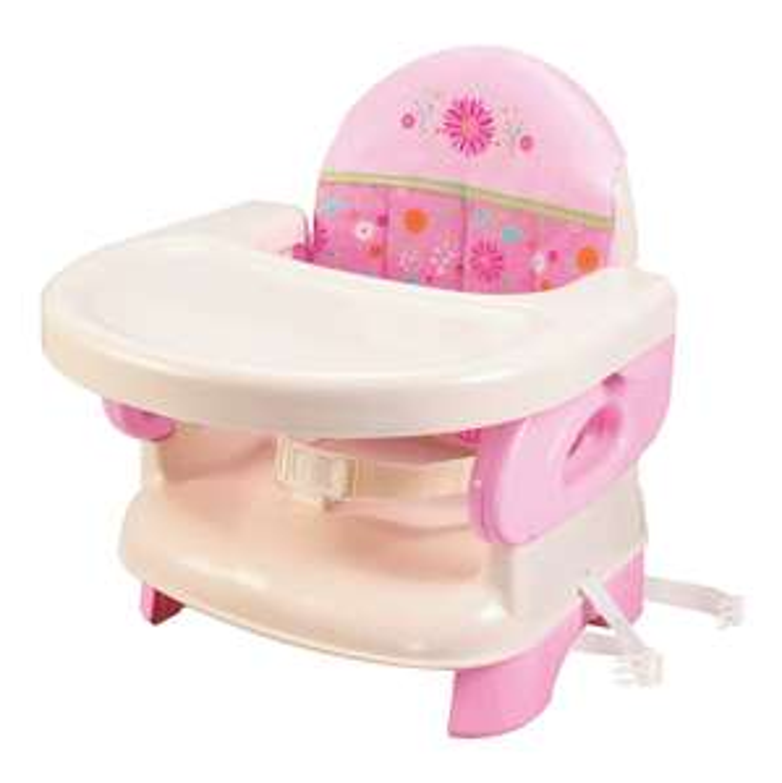 Amazon MX: Silla plegable para bebe/niña color rosa a excelente precio