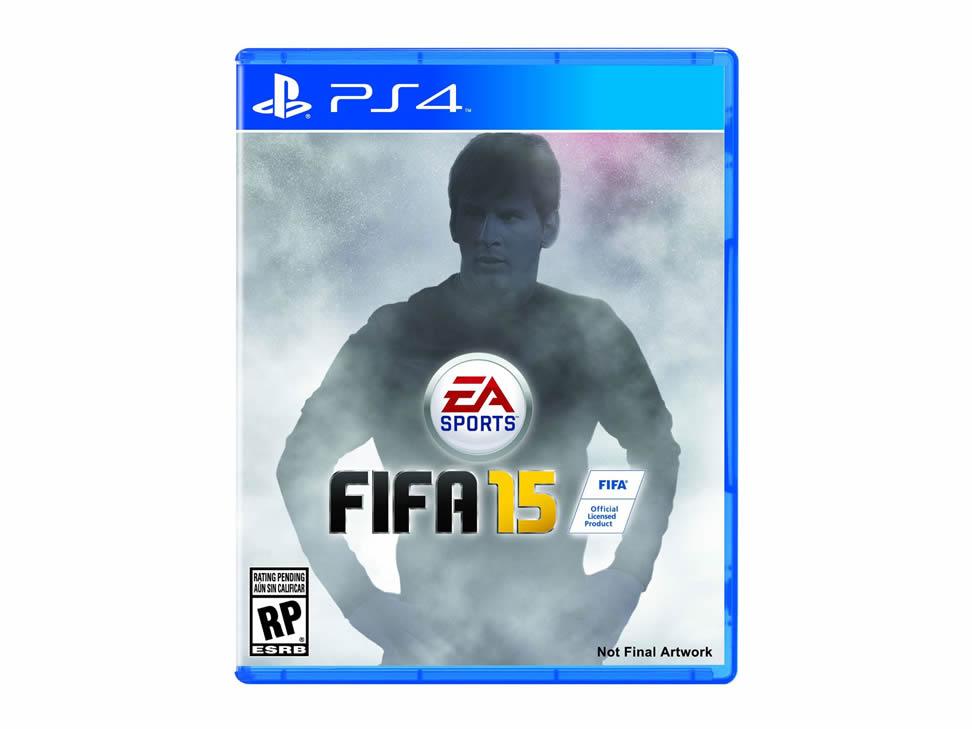Liverpool: FIFA 15 para PS4, Xbox 360, PS3 y Xbox One $849