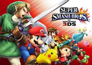 Nintendo: demo Súper Smash Bros 3DS