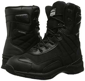 Amazon: Botas S.W.A.T. (talla 22 mx)