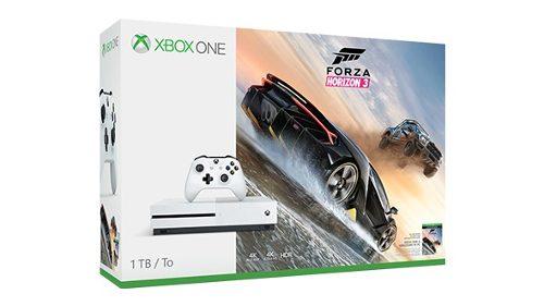 Promoción con 20% en Mercado Libre: Xbox One S 1 TB con Forza Horizon 3