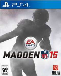 Liverpool: Madden NFL 15 para PS4 o Xbox One $679